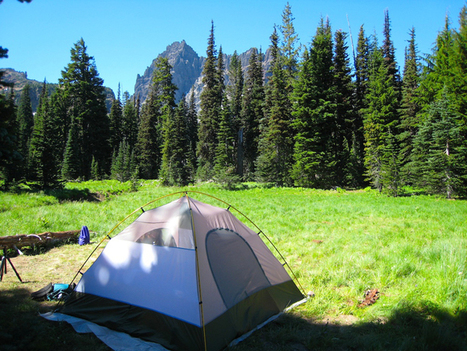 5 Ways Camping Can Improve Your Health | Camping Tips and Ideas | Scoop.it