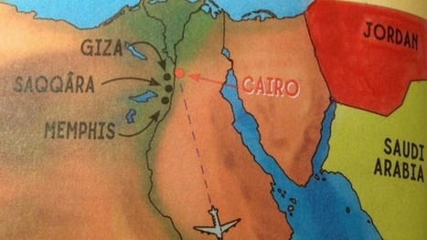 Biggest children's book publisher erases Israel from map | The Christian Voice- Christian News and Insight | Scoop.it