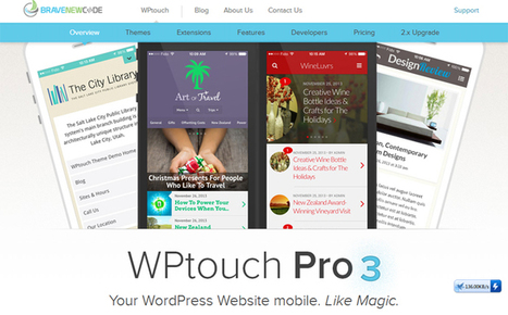 WP Touch Pro v3.7.4.1 Download - Download Full Nulled Scripts | WooCommerce Extensions Nulled Download | Scoop.it
