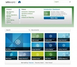 VMware met gratuitement à disposition des vidéos techniques | LdS Innovation | Scoop.it
