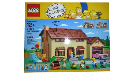 The first Lego Simpsons set is simply awesome | Videojuegos | Scoop.it