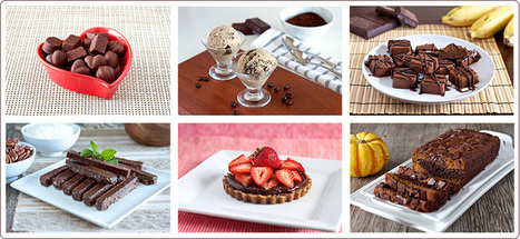 Delectable Dessert Recipes - Living Healthy With Chocolate | ♨ Family & Food ♨ | Scoop.it