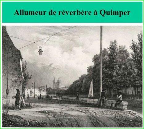 Le jour où l'électricité est arrivée à Landerneau.(2) - Association S-EAU-S   GenealoNet   Scoop.it