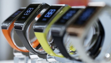 The Wearables War Heats Up: Would You Wear These? - Bloomberg | Quantified Self, Wearables and Digital Health | Scoop.it