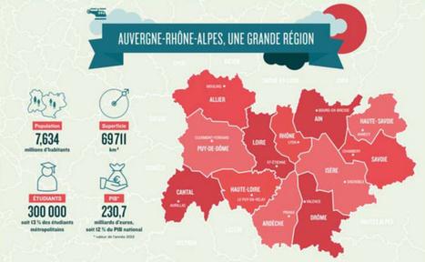 Auvergne Rhône-Alpes : projet pour l'économie touristique prévu pour septembre 2016 | Actus et économie de la montagne | Scoop.it