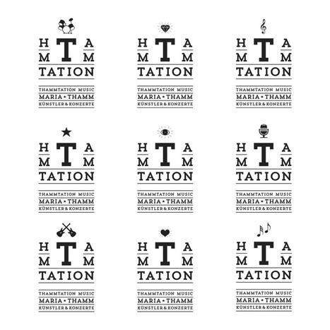 THAMMTATION MUSIC | Slanted - Typo Weblog und Magazin | We love Design | Scoop.it