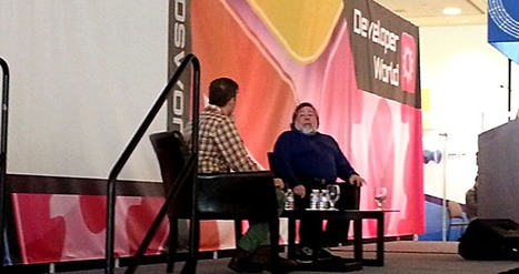 App World Live: Woz Talks About Innovation, Security and Computing | Nerd Stalker Techweek | Scoop.it