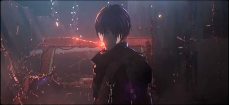 BLAME! Trailer Reaction - Save The Megastructure   Neon Dystopia   Post-Sapiens, les êtres technologiques   Scoop.it