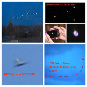 UFO SIGHTINGS DAILY: Indiana woman reveals family secret: UFO ... | what is better out there | Scoop.it