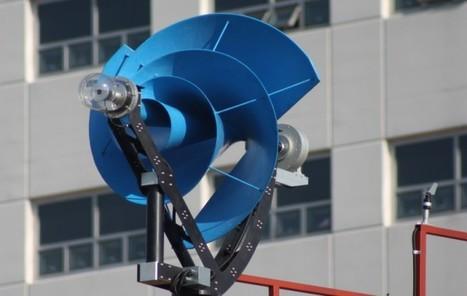 Liam F1 : une éolienne urbaine révolutionnaire | Le flux d'Infogreen.lu | Scoop.it