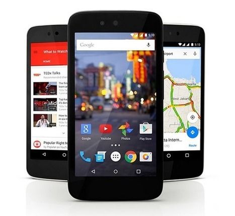 Google Pushes Android One To Africa - TechCrunch | Learning on the Fly | Scoop.it