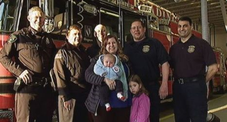 Massachusetts firefighters sing Disney song to calm child during rescue | News You Can Use - NO PINKSLIME | Scoop.it