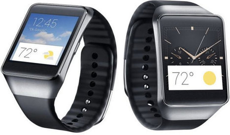 Google Releases Android Wear SDK, LG G Watch and Samsung Gear Live Smartwatches Are Now Available | Embedded Systems News | Scoop.it