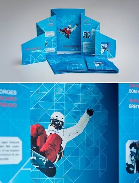 Brochure Design: 25 Tips to Create Marketing Materials That Sell – Design School | Public Relations & Social Media Insight | Scoop.it