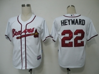 MLB Jerseys Atlanta Braves 22 Heyward White Cool Base - Snapback Hats and Jerseys for Sale - hatsjerseys online shop | howdy shopping | Scoop.it