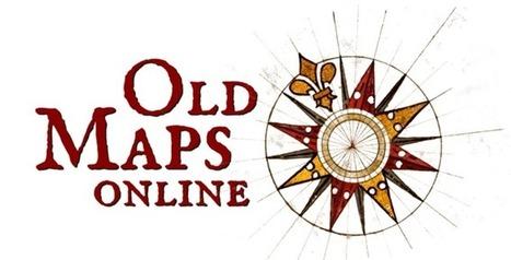 Old Maps Online | Dejepisník | Scoop.it
