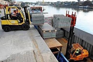 Bruxelles: le trafic au port a connu une hausse de 3% en 2014 | Mobilité à Bruxelles | Scoop.it