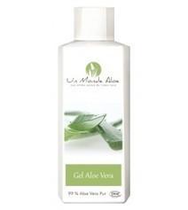Gel pur d'Aloe Vera - Un Monde Aloe | aloes ou aloe vera | Scoop.it