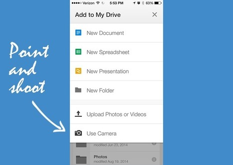 25 Google Drive Tips You've Probably Never Heard Before | Using Google Drive in the classroom | Scoop.it