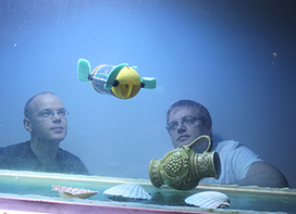 Robot Turtle helps Underwater Archaeologists Inspect Shipwrecks | Biomimicry | Scoop.it