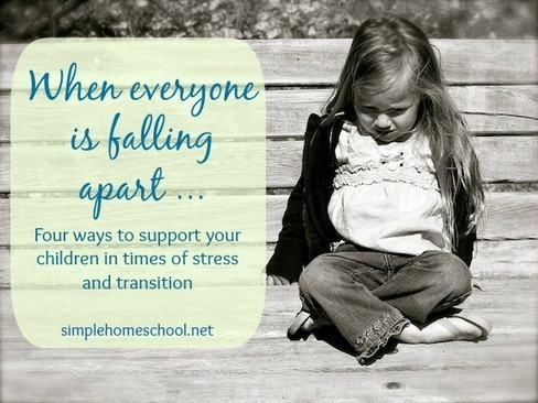 When everyone is falling apart ... | Homeschoolin...