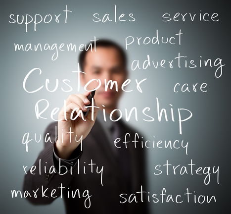 The Most Important Information You Need to Know About Your Customers | #b2bsales | Customer Centric Insights for Sales Teams | Scoop.it