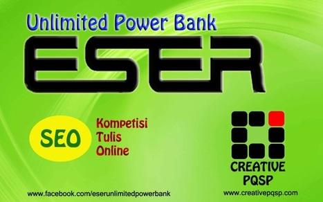 ESER Unlimited Power Bank SABLON   Mobil Sedan Corolla Murah Terbaik   Scoop.it
