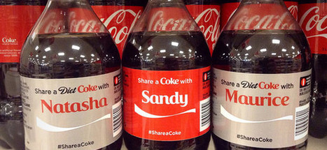 This Clever Marketing Campaign Reversed Coke's 11-Year Decline in Soda Sales | Personal and Professional Life Diary | Scoop.it