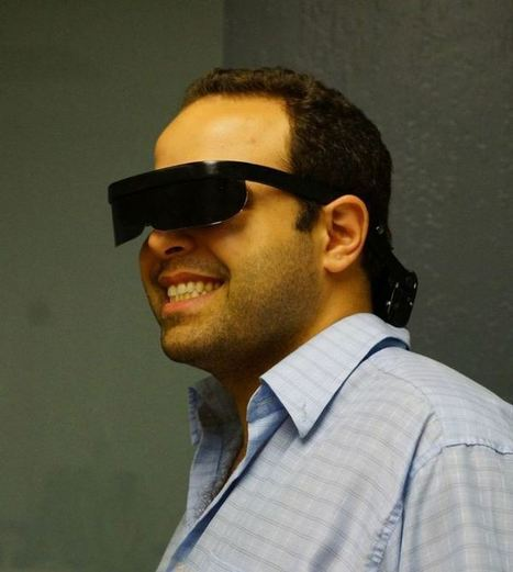 Bored by Google Glass? Hands on with Atheer augmented reality glasses | Real Estate Plus+ Daily News | Scoop.it