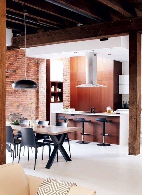 Un loft masculin au Quebec | PLANETE DECO a homes world | habitat et deco | Scoop.it