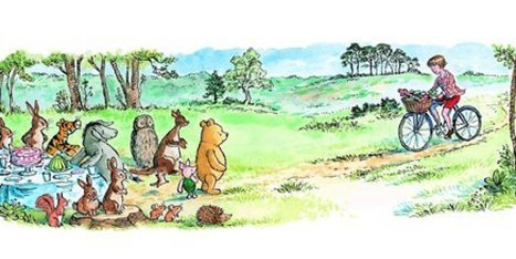 14 Heartbreakingly Adorable Quotes From Winnie-The-Pooh | My World | Scoop.it