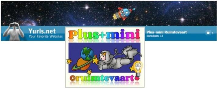 Edu-Curator: Nieuw van Jack Nowee: Plus-mini Ruimtevaart | Educatief Internet - Gespot op 't Web | Scoop.it