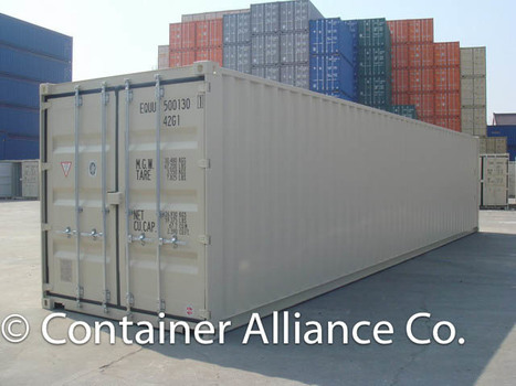 Shipping Container Rental Company Highlights Top Warehouses In Northern California | Container Alliance | Logistics | Scoop.it