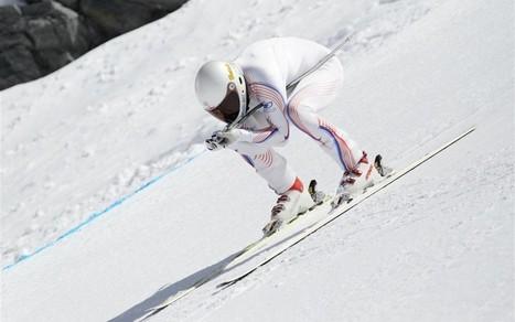 Entretien avec Mathieu Sage : 2 fois champion du monde de ski de vitesse | Manager-Athlete | Ski, sports de glisse, insolite et buzz | Scoop.it