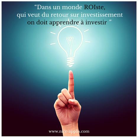 Qui dit #ROI dit #Investissement !... | Digital Marketing | Scoop.it