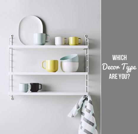 Happy Interior Blog: Which Decor Type Are You?   Interior Design & Decoration   Scoop.it