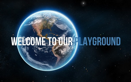 Welcome to our Playground - The Infinite Playground | Digital Media & Entertainment | Scoop.it