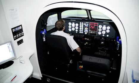 Academic Pilot Program, flight school   Aerolink, Pilot training in Spain   Scoop.it