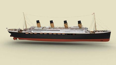 Titanic II | Gizarte Zientziak | Scoop.it