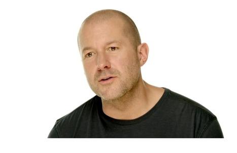 Watch Jony Ive explain Apple's design process in a rare public interview   technology   Scoop.it