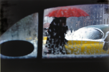 MASTERS OF STREET PHOTOGRAPHY – Saul Leiter | Photography and Photographic media | Scoop.it