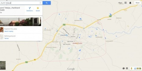 How to Embed Google Map in Blogger Blog? | Blogging | Scoop.it