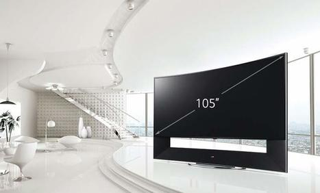 LG launches a 105-inch 5K TV in India, priced at a whopping Rs 60 lakhs - BGR India | 4k, 8k, 3D | Scoop.it