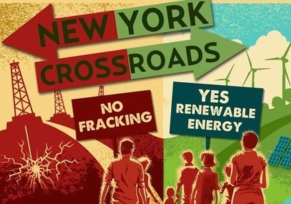 Improve Your World: No Fracking, Yes Renewable Energy   EcoWatch   Scoop.it