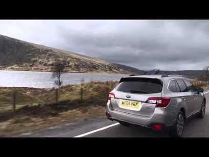 Stunt driver Ben Collins tests the Subaru Outback's EyeSight technology | Improve Eyesight Remedies | Scoop.it