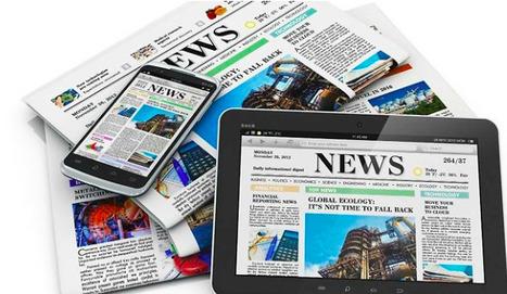Etude AudiPresse: l'audience moyenne des marques de presse progresse de 1,9% | Les médias face à leur destin | Scoop.it