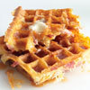 Ham-and-Cheese Waffles | Annie Haven | Haven Brand | Scoop.it