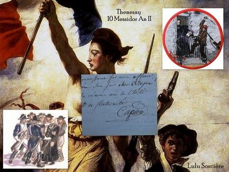 Lulu Sorcière Archive: Dénonciation calomnieuse - 10 Messidor An II - Thenezay. | GenealoNet | Scoop.it