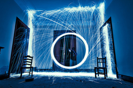 Light Paintings by Oriol Domingo | Photography Blog | Scoop.it