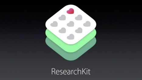 Apple announces ResearchKit to put iPhones to work for medicine | UX-UI-Wearable-Tech for Enhanced Human | Scoop.it